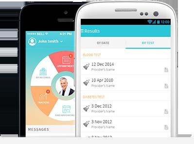 healow app: secure app